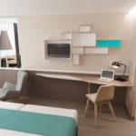 Le B d'Arcachon *** - Chambre 5 © ALNO Atelier d'Architecture