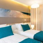 Le B d'Arcachon *** - Chambre 2 © ALNO Atelier d'Architecture