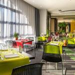 IBIS STYLES *** REIMS - Restaurant © ALNO Atelier d'Architecture