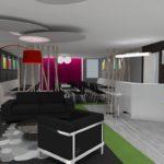IBIS STYLES *** REIMS - Lobby 5 © ALNO Atelier d'Architecture
